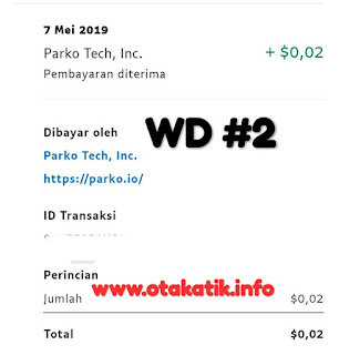 payment proof terbaru may
