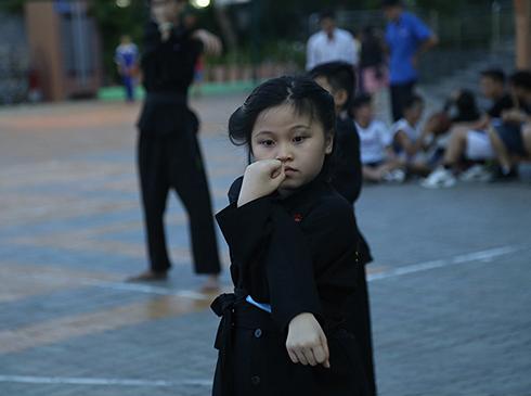 Trung tâm dạy võ cho trẻ em quận Bình Thạnh TP HCM