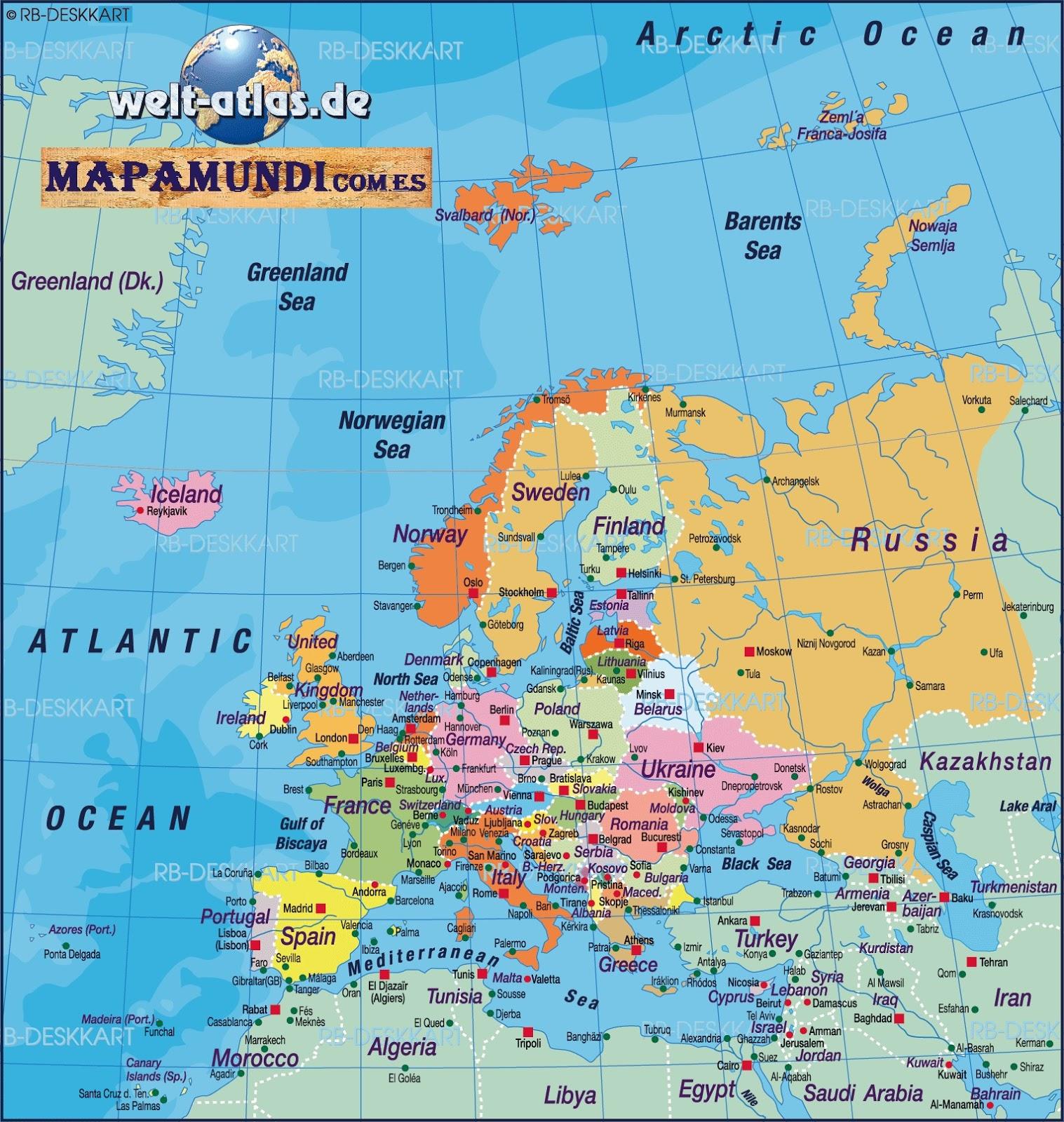mapa mundi europa mapamundi | mapas del mundo y mucho más.: Mapamundi: Mapa de  mapa mundi europa