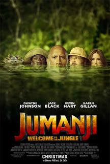 Jumanji - Benvenuti nella giungla