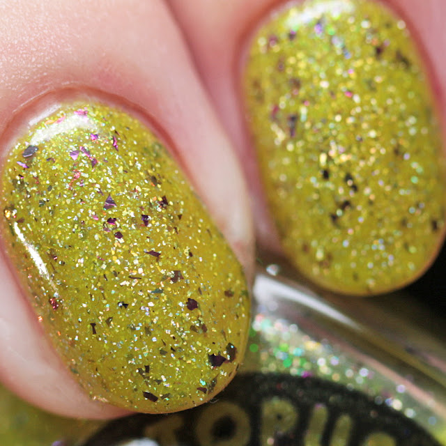 Octopus Party Nail Lacquer Zombie