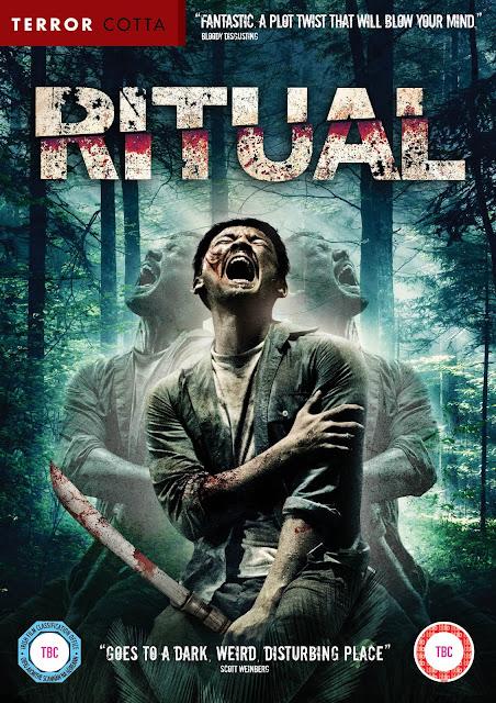 Ritual DVD cover