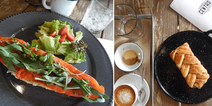Cafetería en la Ciudad de México