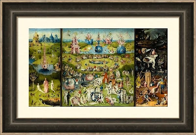 Hieronymus Bosch The Garden Of Earthly