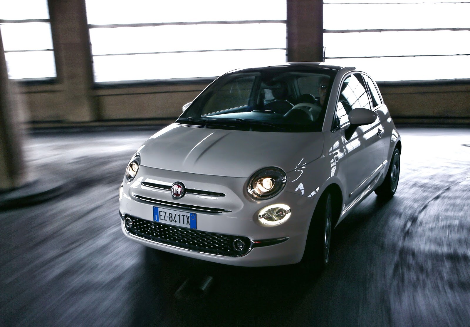 150703 FIAT Nuova 500 15 Η άφιξη του νέου Fiat 500 είναι γεγονός