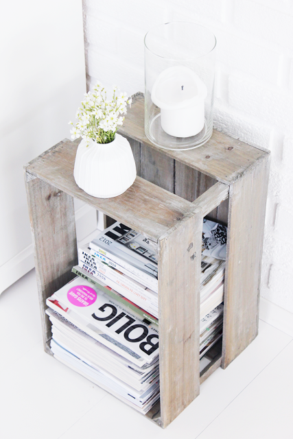 Deco-friendly | Cajas recicladas