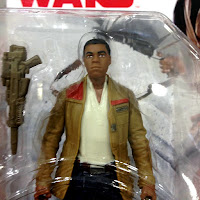 Hasbro Star Wars The Last Jedi Finn Resistance Fighter action figure