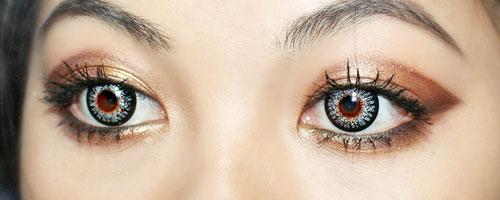 lentillas circle lenses para ojos más grandes y seductores