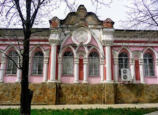 Бахмут. Донецька обл. Колишня синагога. 1863 р.