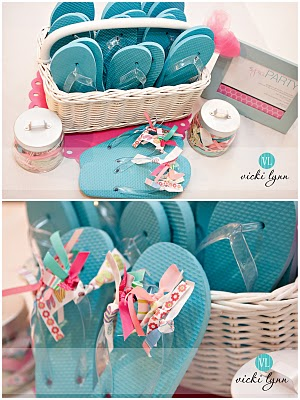 Meldesign For Kids Spa Party