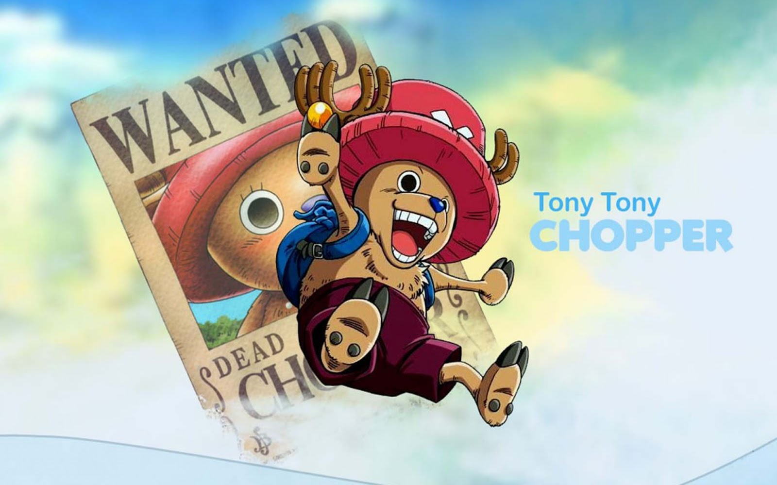 Tony Tony Chopper Wallpaper | Perfect Wallpaper