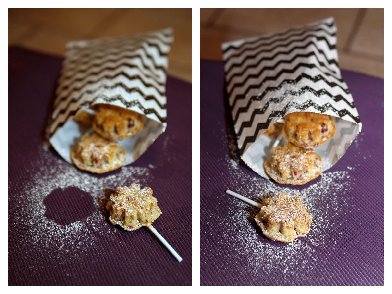 Experimente Aus Meiner Kuche Kuchen Am Stiel Und Beeren Muffins Mit