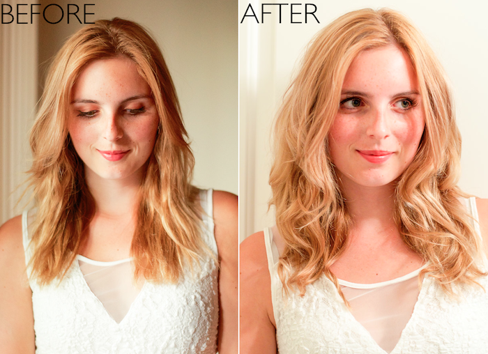 Heatless Beach Waves Tutorial - Vancouver Style Blog