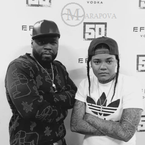 5O CENT Ft. Young MA OOOUUU [REMIX]