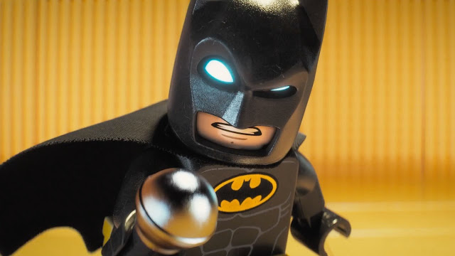 A Still from The Lego Batman Movie trailer