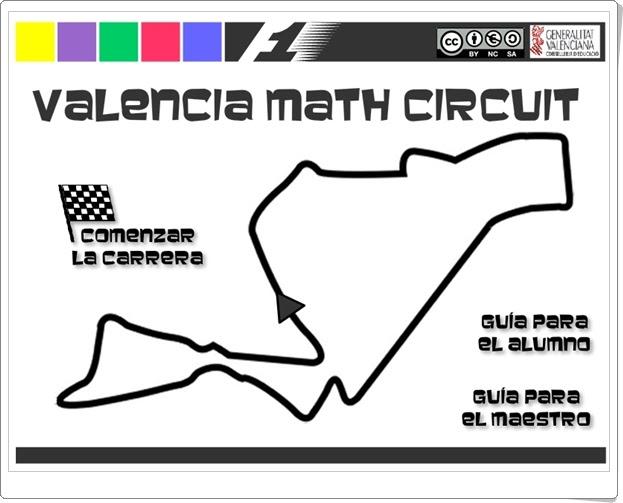 """JUEGOS DE FIN DE CURSO: """"Fórmula 1"""" (Juego de autoevaluación final de Matemáticas de 3º de Primaria)"""