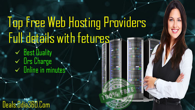 Top Best and Free Hosting Providers Best and Good Quality