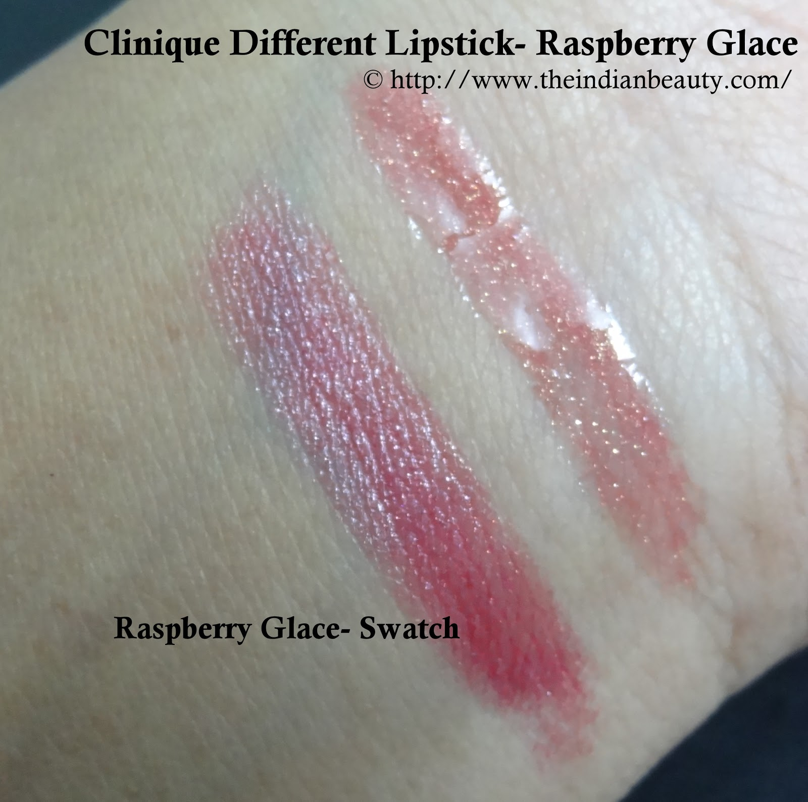 Dramatically Different Lipstick by Clinique #5