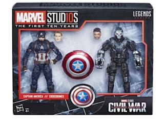 Tokoh Marvel Legends Terbaru Tahun Ini