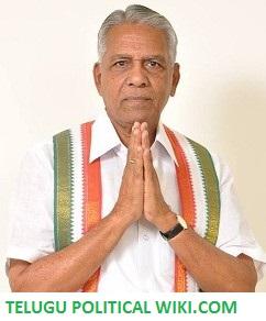 Kuchukulla Damodhar Reddy
