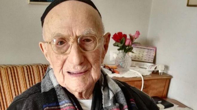 World's oldest man dies in Israel aged 113 years