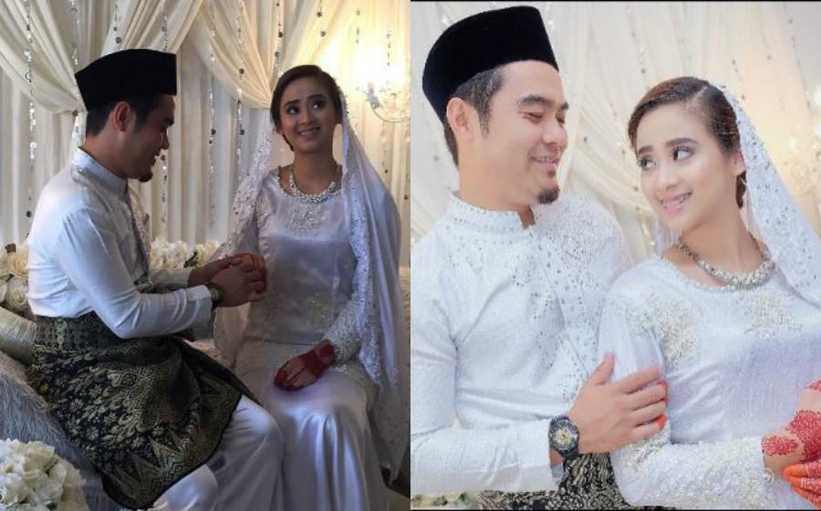 Adel AF Selamat Menjadi Isteri (8 Gambar HD)