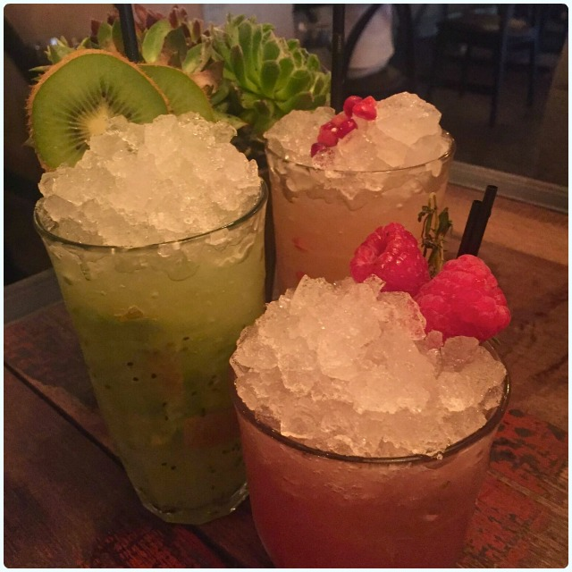 Artisan Manchester - drinks