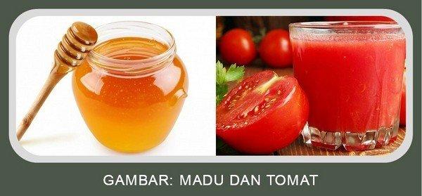 Madu dan Tomat