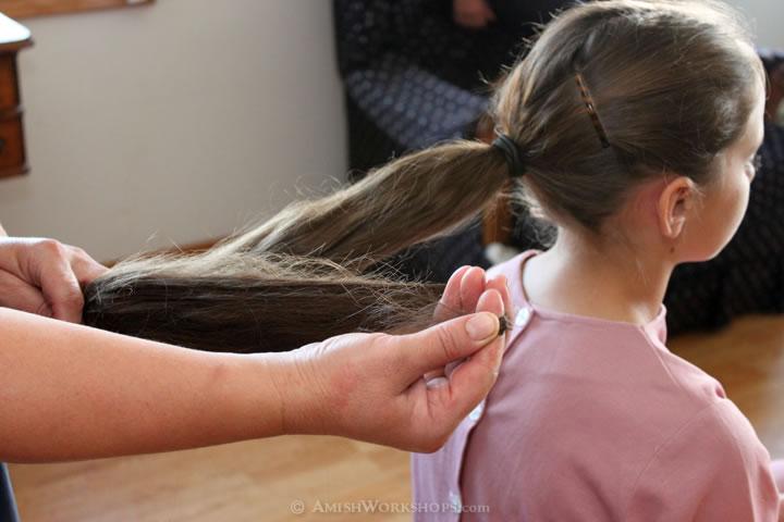 hairy amish women