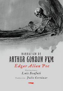 Narración de Arthur Gordon Pym, de Edgar Allan Poe.