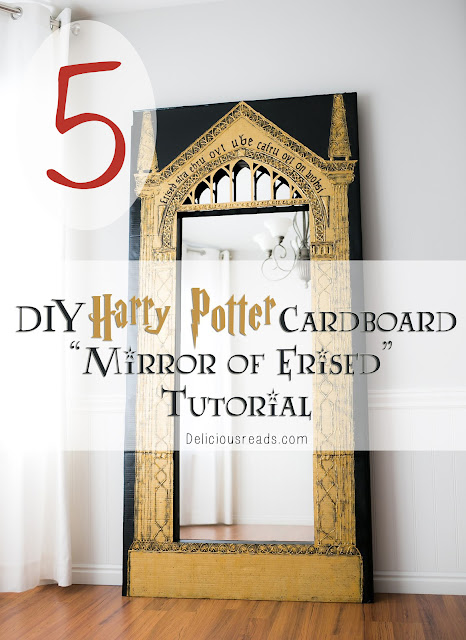 Harry Potter, Mirror of Erised, tutorial
