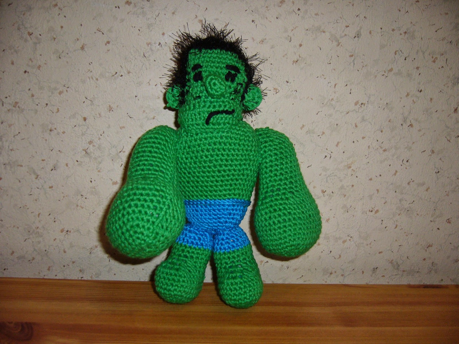 AMIGURUMI HULK CHIBI TUTORIAL FACILE + SCHEMA SCRITTO IN INFOBOX ... | 1200x1600