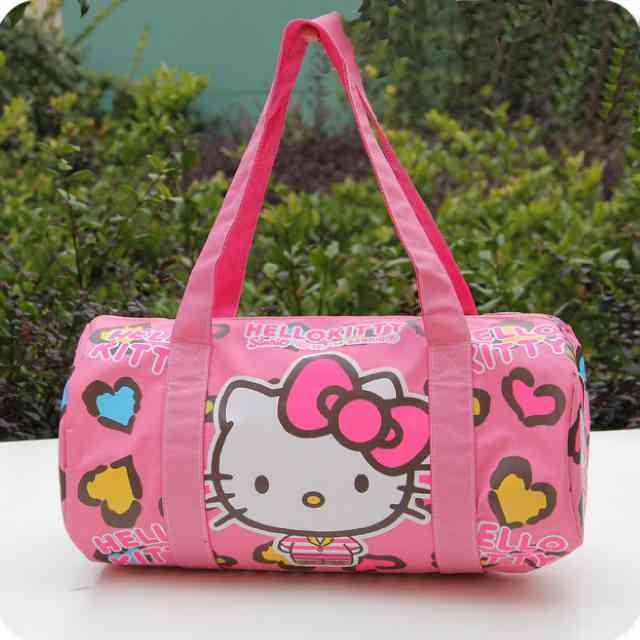 4c7a2f5bf462 Travel gym bag hello kitty