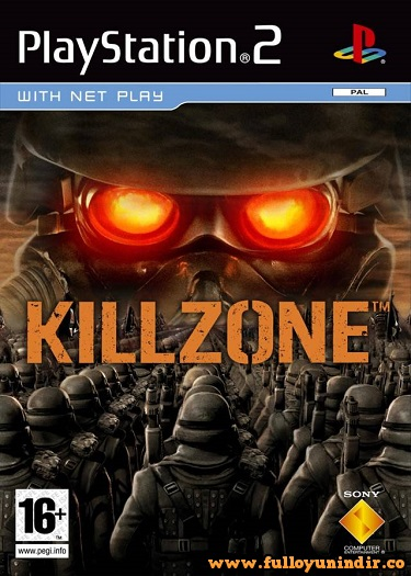 Killzone (Europe) Playstation 2 Tek Link