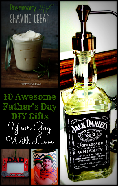 Father's day, gifts, diy