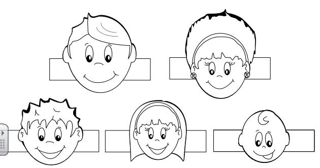 El Blog de Espe: Finger Family Puppets