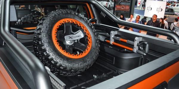 2016 Chevrolet Colorado Xtreme Exterior