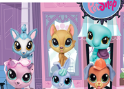 Littlest Pet Shop On my Place juego