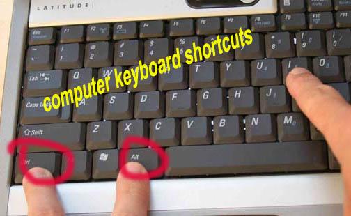 Computer Keyboard Shortcut Keys for Windows - Microsoft support