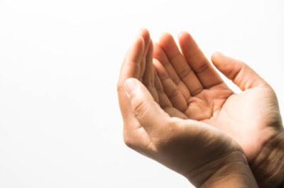 Gambar tangan Berdoa Islami Muslim dan Muslimah