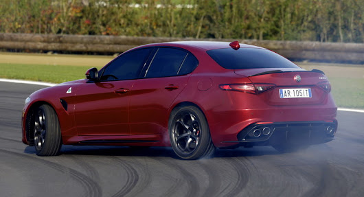 Alfa Romeo's 503hp Giulia QV Detailed In Smokey New Gallery [59 Pics]