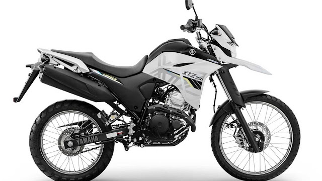 Yamaha Lander XTZ 250 2020 - Branca