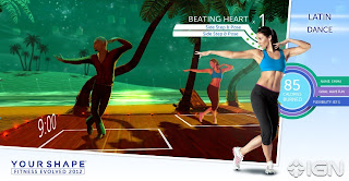 Your Shape: Fitness Evolved 2012 (X-BOX360)