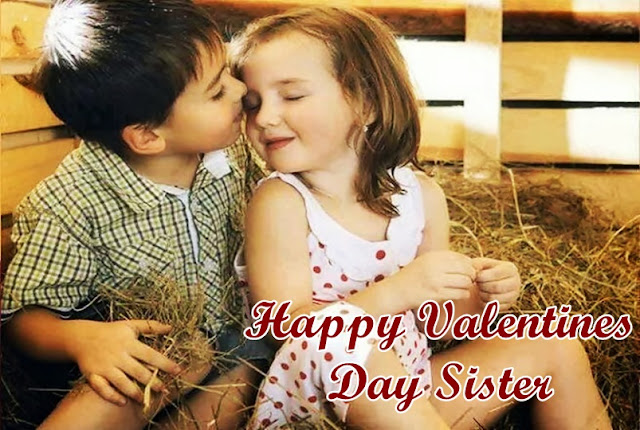 valentine day quotes for sister