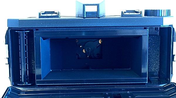 Holga 120-Pan, Film Box