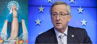 Mary and Juncker