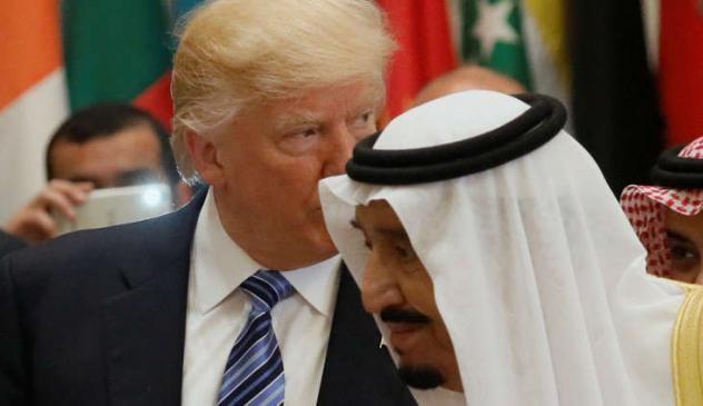 ترامب يتبرع لسوريا بأموال خليجية.؟