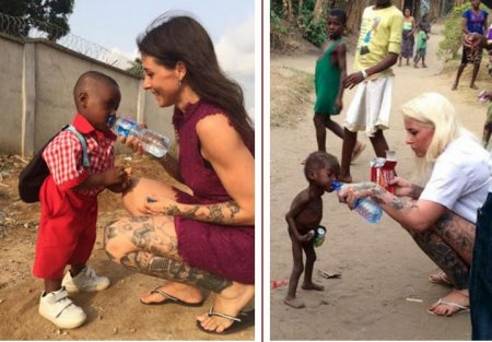 Hope: Little Boy Accused of Witchcraft Goes to School