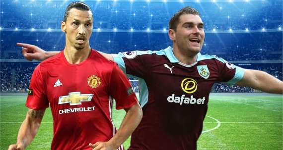 Manchester United take on newly-promoted Burnley on Saturday.