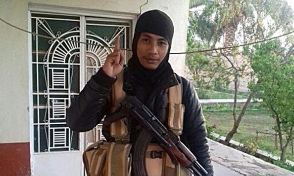 Muhammad Wanndy Disahkan Maut Dalam Serangan Di Syria